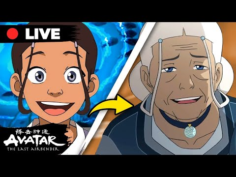 🔴 LIVE: Avatar: The Last Airbender & Legend of Korra Crossovers!