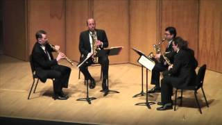 Noah Jenkins - Transfuse performed by PRISM Quartet