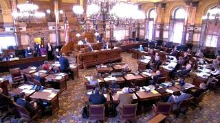 KS Senate Minority Leader Hensley 'implores' Majority Leader Denning to bring K-12 bill to floor