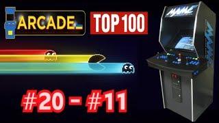 TOP 100 ARCADE #20 a #11 --- Los 100 Mejores Arcades de la Historia (parte 9)