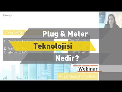 ENTES Webinar: Plug & Meter Teknolojisi Nedir?
