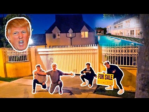 I PUT DONALD TRUMPS HOUSE UP FOR SALE (PRANK) Mp3