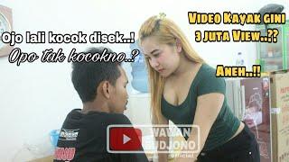 Download Video Ojo lali KOCOK disek, opo tak KOCOK no?? ft. vita chalista - komedi pendek jawa #SWS MP3 3GP MP4