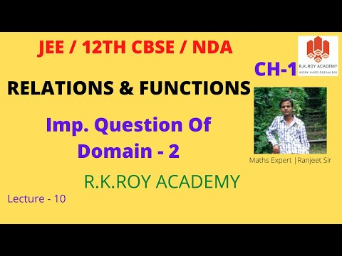 Important Question in DOMAIN - 01