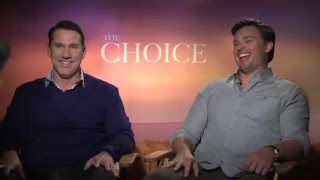 The Choice | Manny The Movie Guy Interview (02.02.16)