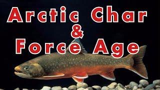 Удочка зимняя stinger arctic char rtg