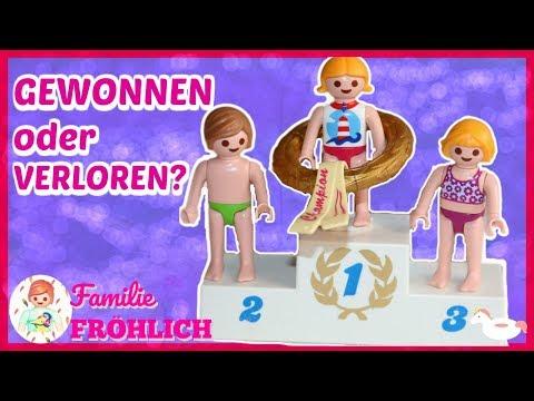 Playmobil Film deutsch  - WER GEWINNT DEN WETTBEWERB  - PlaymoGeschichten - Kinderserie