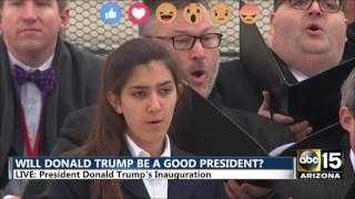 LIVE: The Inauguration of Donald J. Trump - FULL