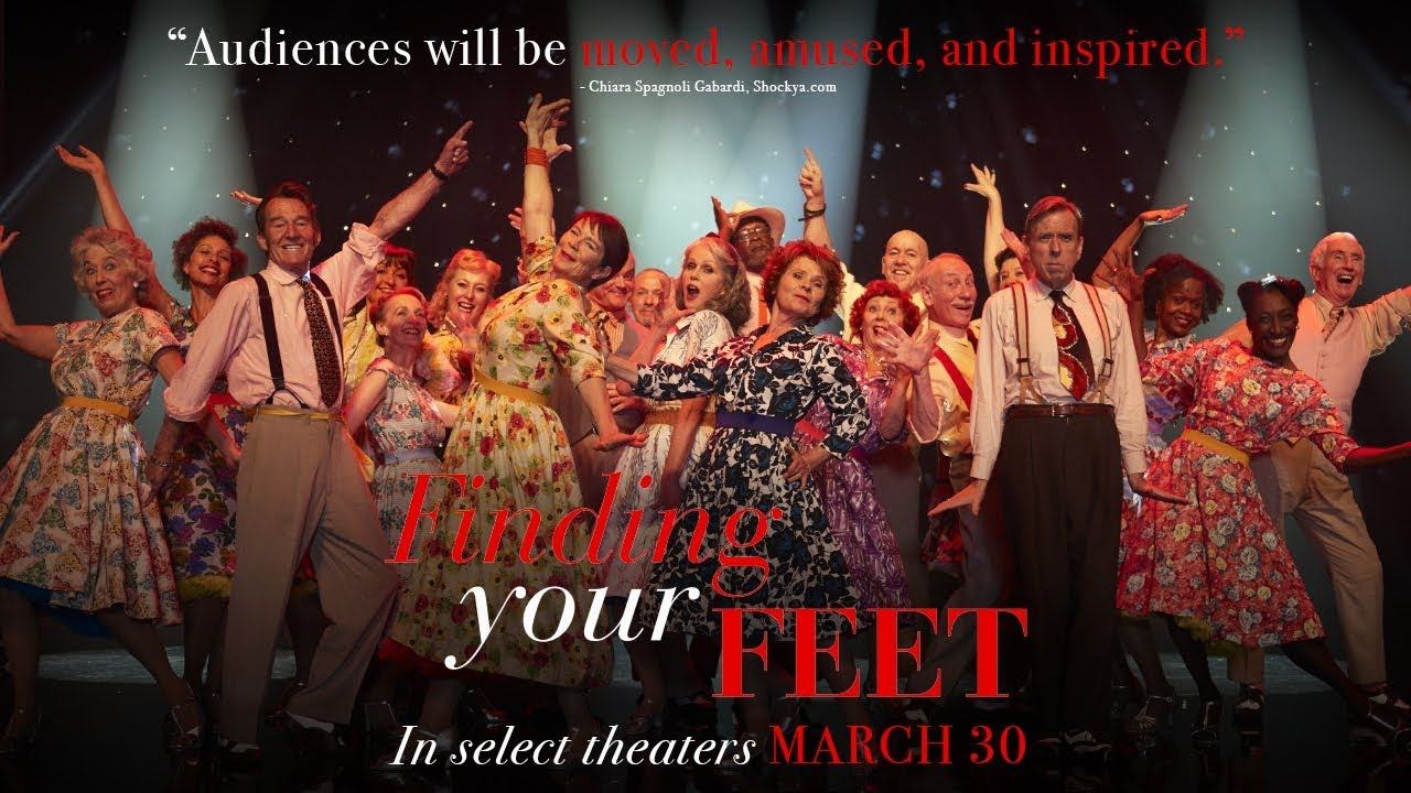 >Finding Your Feet Official Trailer | In select theaters March 30