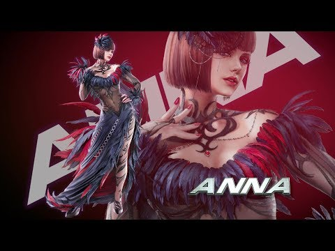Anna Williams trailer de Tekken 7