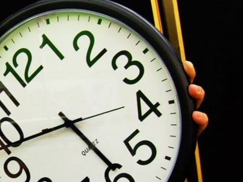 The Stopped Clock Illusion [VID]