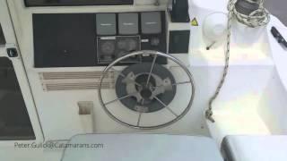 Catamarans PANDORA, Manufacturer: PERFORMANCE CRUISING, Model Year: 2010, Length: 34ft, Model: Gemini 105Mc, Condition: USED, Listing Status: Catamaran for Sale, Price: USD 136000