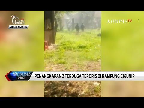 Detik-detik Penangkapan 2 Terduga Teroris di Bekasi, 1 Tewas Kena Ledakan Bom