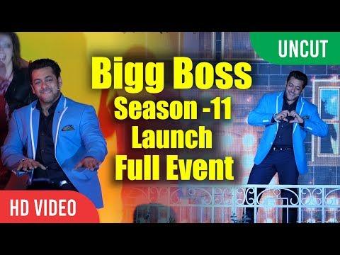 UNCUT - Bigg Boss Season 11 Grand Launch   Salman Khan, Jamie Lever   Full Event