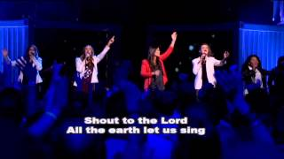 Shout to the Lord - Darlene Zschech and Hillsong - 30th Birthday Hillsong Church