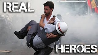 REAL HEROES - Humanity At Its Best - (10 Minutes Edition)