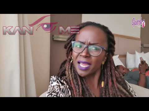 LIVE WIRE: Ann Kansiime will not be doing more free interviews