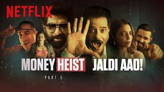 The Money Heist Fan Anthem   Anil Kapoor, Rana Daggubati, Vikrant Massey, Shruti Haasan & More!
