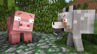 Pig Life 3   Minecraft Animation