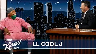 LL Cool J on Yacht Trips with Magic Johnson & Samuel L. Jackson and Rock & Roll Hall of Fame