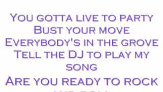 Jonas Brothers - Live To Party (Lyrics + Download)
