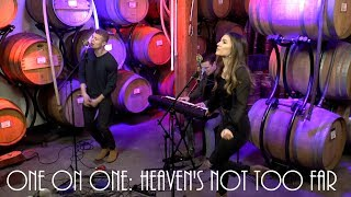 Cellar Sessions: We Three - Heaven's Not Too Far March 5th, 2019 City Winery New York