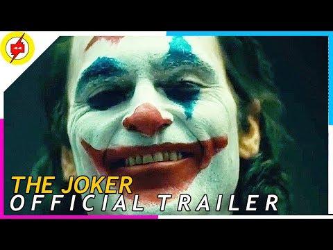JOKER  [2019] | Official Teaser Trailer |  In Theaters October 4