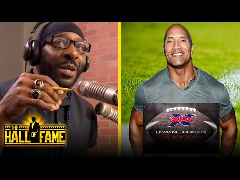 "The Rock Buys the XFL: ""Dwayne Johnson is the Perfect Guy to Lead the XFL"""