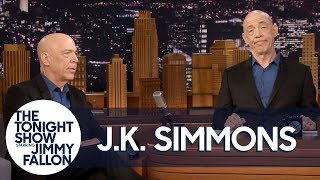 J.K. Simmons Interviews J.K. Simmons