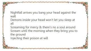 Exciter - Scream in the Night Lyrics