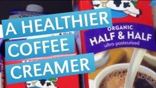 A Healthy Coffee Creamer
