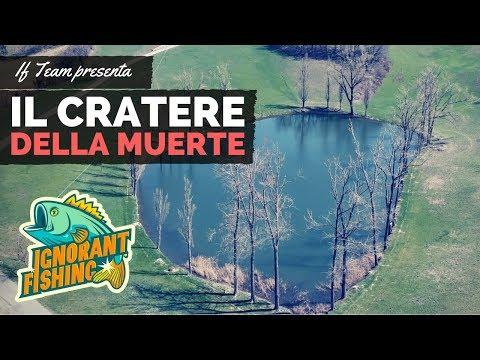 Primavera pescando in video SPb.