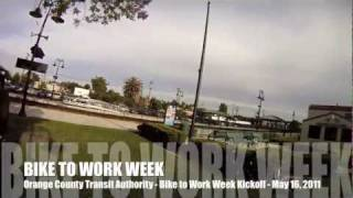 OCTA Bike to Work Week 2011