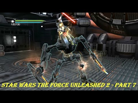 STAR WARS The Force Unleashed 2 - Part 7
