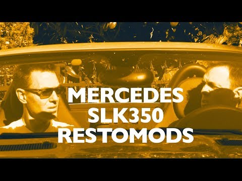 How To Restore A Mercedes SLK350 : Between The Wheels | Ep. 12
