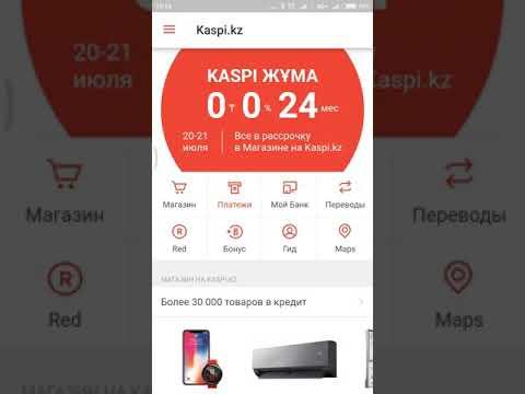 Ольга Исакова. Оплата налогов за физических лиц Каспи.кз