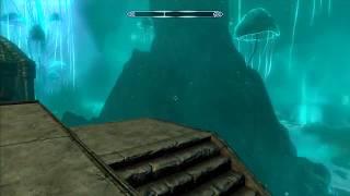 Skyrim : Summon the Zombie Dragon!!