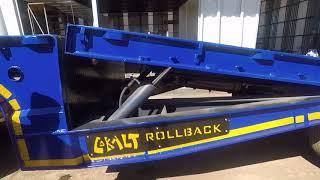 Cobalt Rollback Trailer