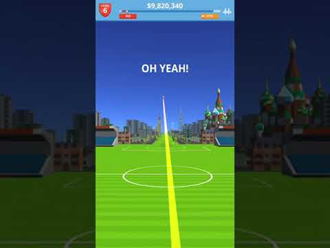 Vidéo Soccer Kick