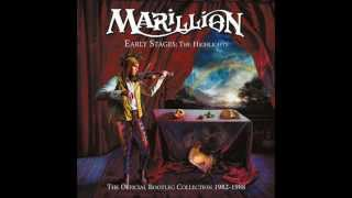 charting the single - marillion - live 1983