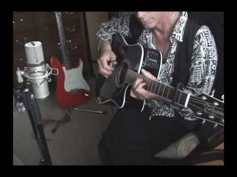 "Richard Norton solo acoustic guitar  ""Little Martha"" Duane Allman (cover)"