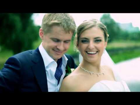 Оля и Рома (первое свадебное слоу-мо видео)