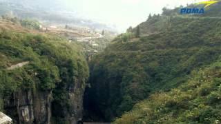 preview picture of video 'Film de présentation - Télécabine d'Enshi -- Grand Canyon - Chine'
