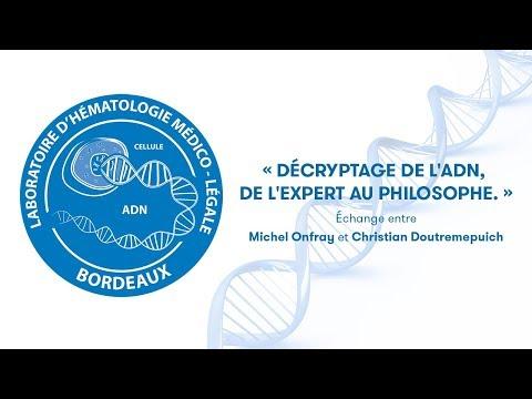 Décryptage de l'ADN, de l'expert au philosophe.
