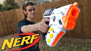 First Look: Nerf Rival Heracles!