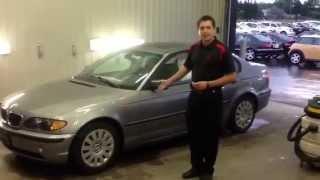 preview picture of video 'BMW 320i 2003 usagé à vendre à l'Ile-Perrot - Automobile en Direct.com'