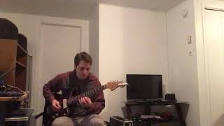 Thinking About You   Frank Ocean (Guitar Looping)