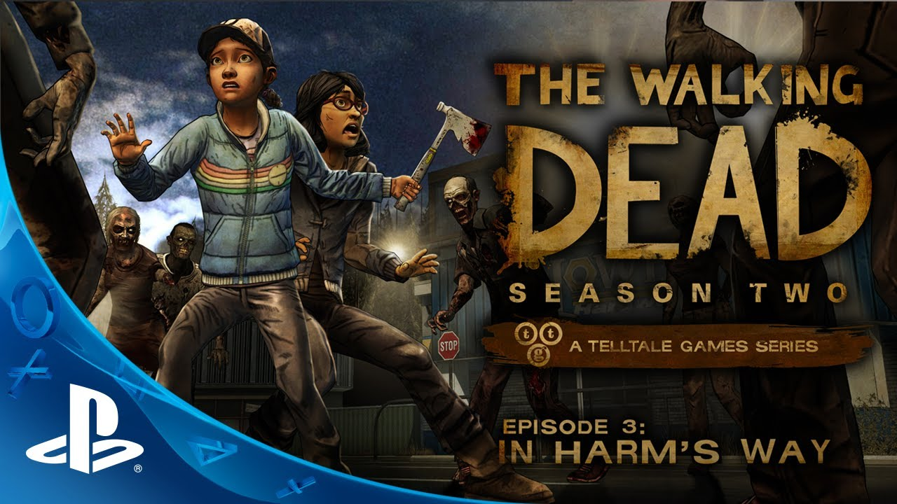 The Walking Dead: Season Two — Episode 3 Out Today on PS3