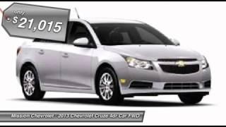 2013 CHEVROLET CRUZE El Paso, TX 31305