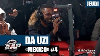 "Planète Rap   DA Uzi ""Mexico"" #Jeudi"
